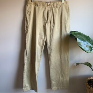4/$25 Gap Khaki Pants
